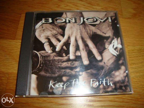 Vendo CD Bon Jovi - Keep the Faith