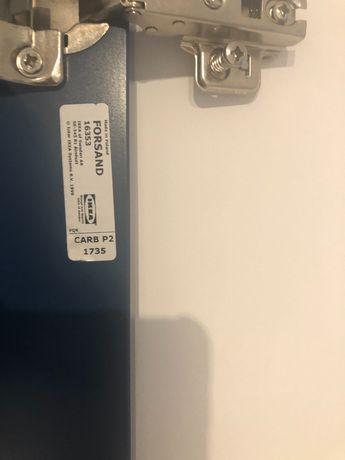 Drzwi Ikea PAX 50x229 niebieskie