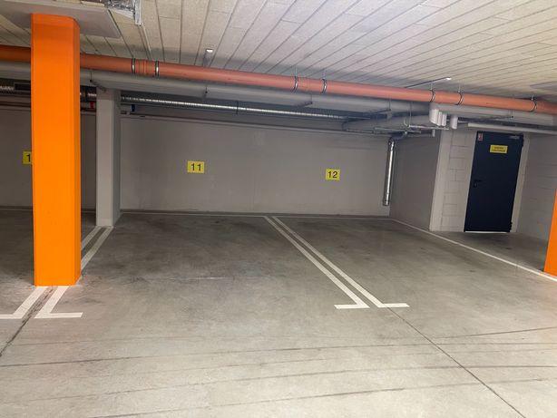 Wynajmę miejsce postojowe w hali garażowej
