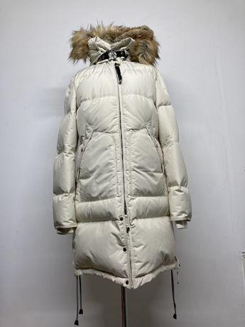 Оригинальная куртка пуховик  парка Parajumpers Longbear  размера L