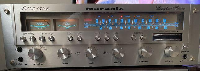 Amplituner Marantz 2252b Audio Vintage Rarytas