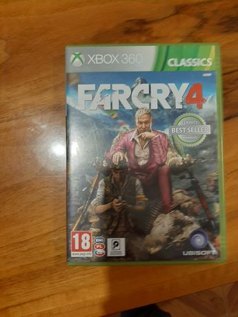 Far cry 4 na xboxa 360