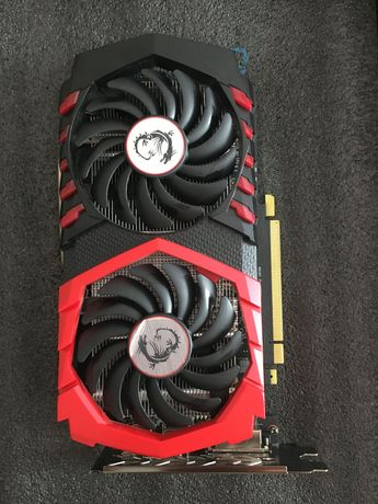 Видеокарта MSI GAMINGX GeForce GTX 1050 Ti