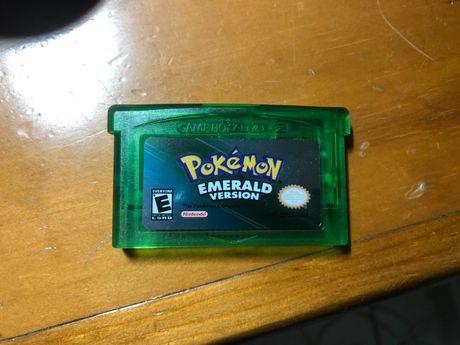 jogo pokemon esmeralda gameboy