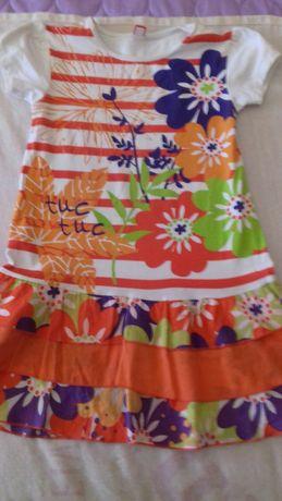 Vestido menina 5- 6 anos
