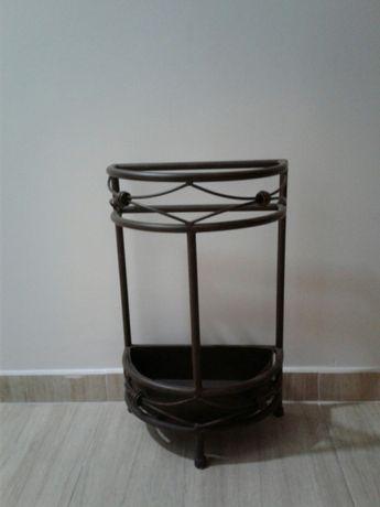 Bengaleiro metal envelhecido rústico