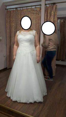 Piękna Suknia Ślubna- nawet dla Ciężarnej:)