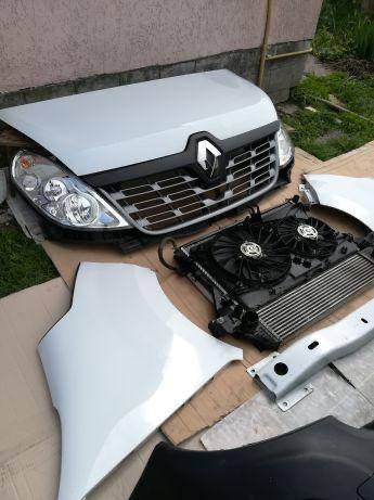 Капот Reno Master 3 Opel Movano Фара Ришотка Бампер Разборка Шрот