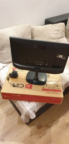 "Monitor Telewizor LG 22"" 1920x1080 Full HD IPS HDMI"