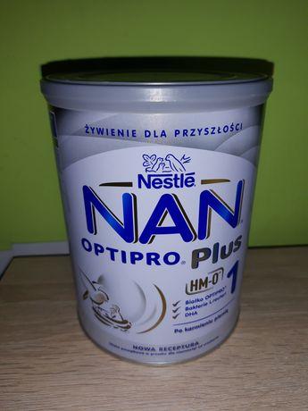 Mleko modyfikowane NAN