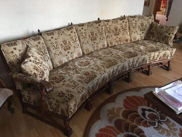 Sofa + 2 fotele - antyki