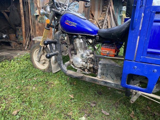 мотоцикл Spark SP200TR-1