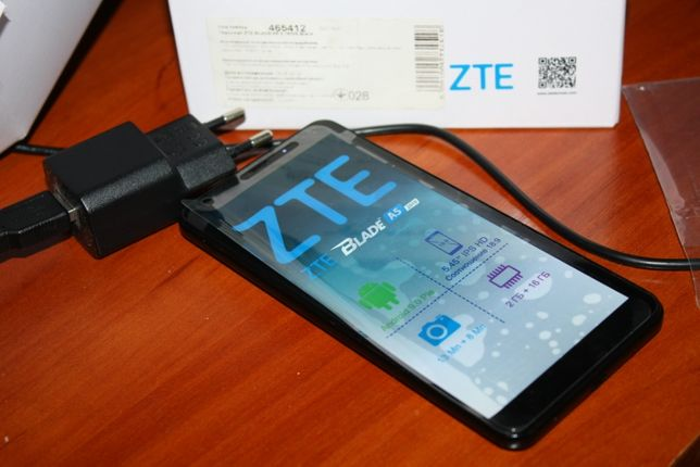 ZTE Blade A5 2019 2/16Gb (Black)