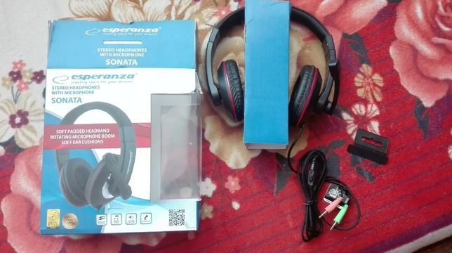 Навушники Esperanza Gaming Headset