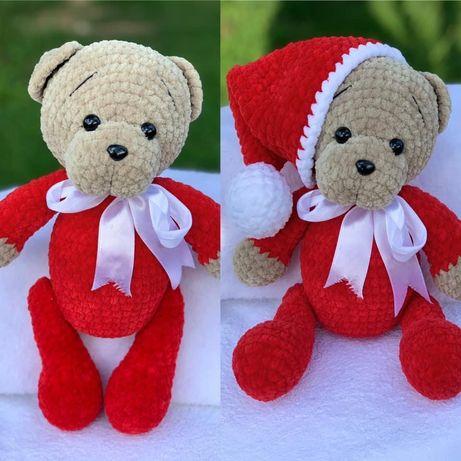 Ведмедик амигуруми Мишка