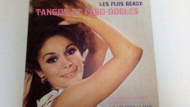 Les Plus Beaux Tangos et Paso-Dobles LP Vinil