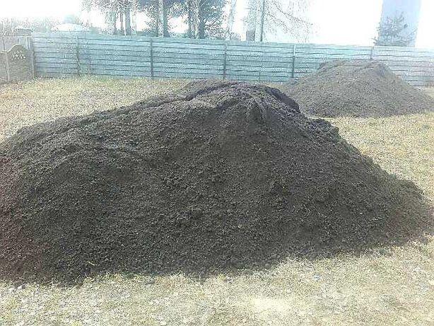 Czarnoziem, ziemia ogrodowa przesiana