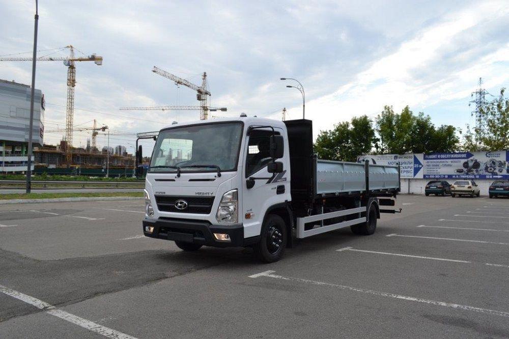 Cамосвал HYUNDAI EX-8 2019 год продажа Черкассы - изображение 1