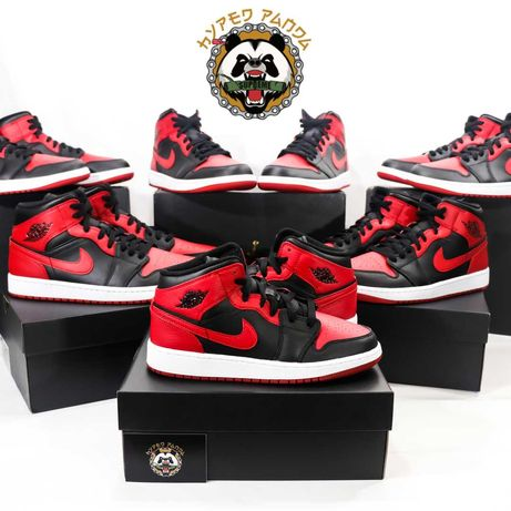 Air Jordan 1 Mid Banned - 36.5/37.5/38.5