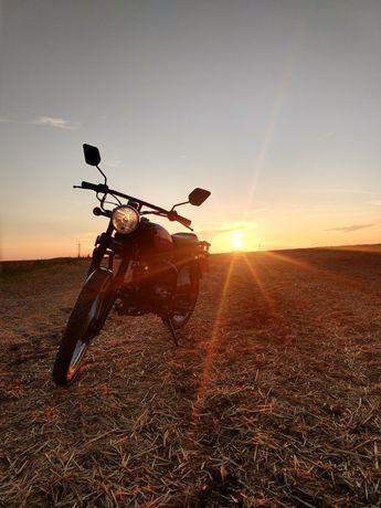 Продам мотоцикл Musstang Retro Classic 125