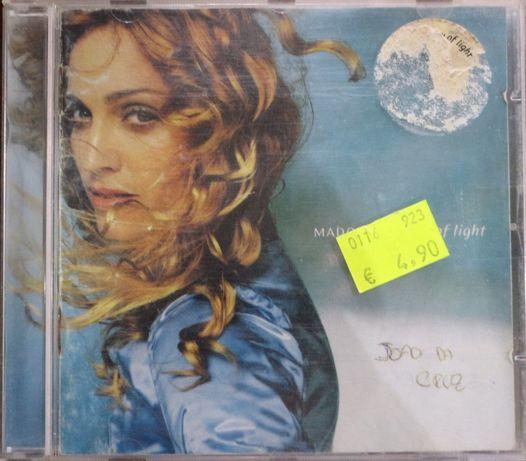 "Cd Musical ""Madonna - Ray of Light"""