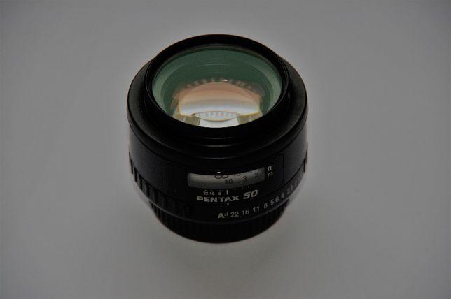 Pentax smc FA 50 mm f/1.4