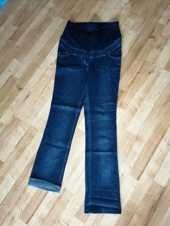 Spodnie jeansy ciążowe L Torelle