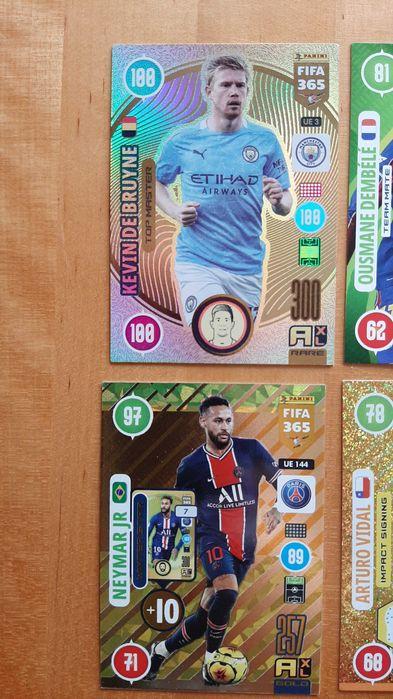 karty piłkarskie fifa 2021 Szczecinek - image 1