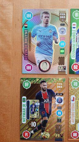 karty piłkarskie fifa 2021