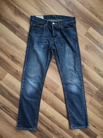 HOLLISTER spodnie jeansowe roz. 28/30