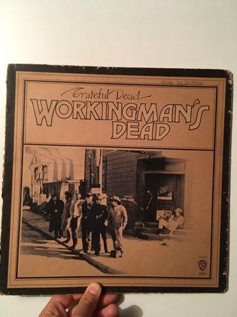 Grateful Dead Workingman's dead - Warner Bros Records 1970