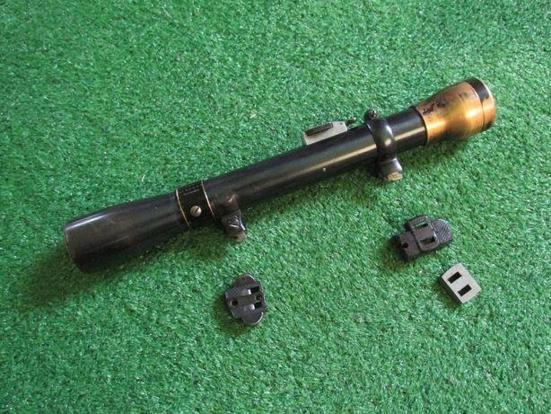 Luneta Visar 6x D.R.G.M. Emil Busch ,krzyz 1, Germany/montaz Mauser 98