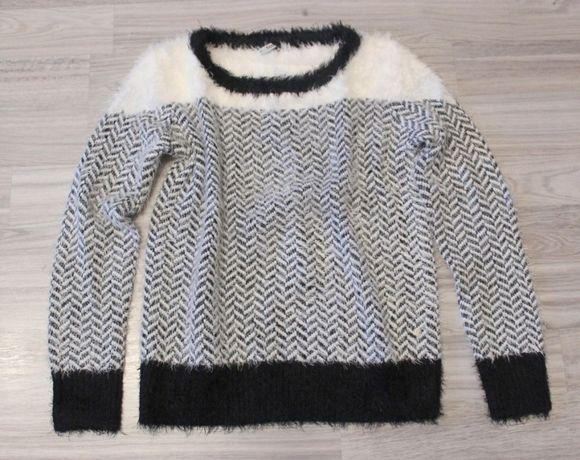 Troll sweter włochacz L