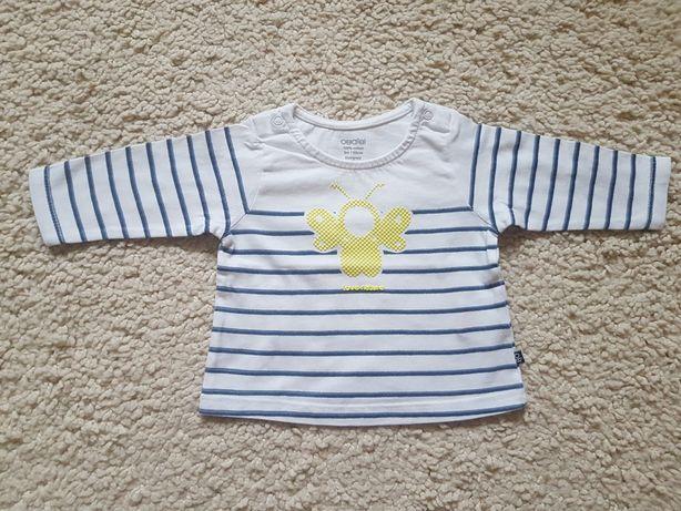 Okaidi Obaibi bluzka dziewczęca na 3 miesiące