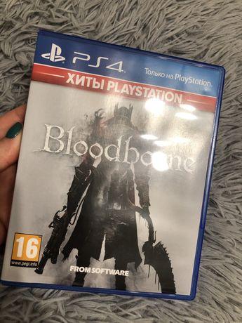 Bloodborne игра на PS4