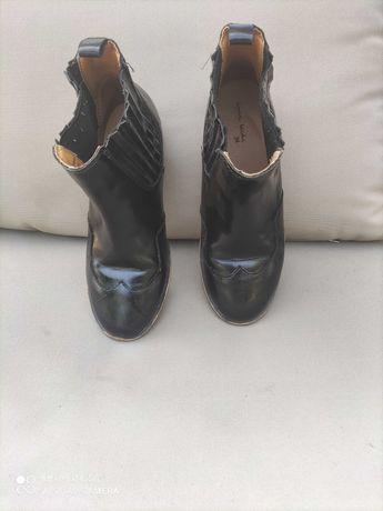 Witam mam na sprzedaż używane buty dziewczęce Zara kids rozmiar 34