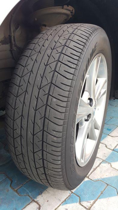 Opony letnie Bridgestone 235/55R18 Made in Japan 6 mm Tanio Okazja Lublin - image 1