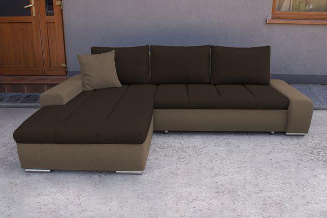 Narożnik Porto Mini Kanapa Sofa rogówka z funkcją spania