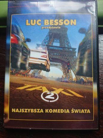 TAXI 2 - film Luca Bessona na dvd