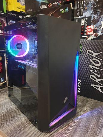 Игровой компьютер (i5-2400S/8Gb/500Gb/RX 470 4Gb)