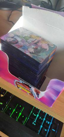 Singles cartas Panini Dragon Ball Super