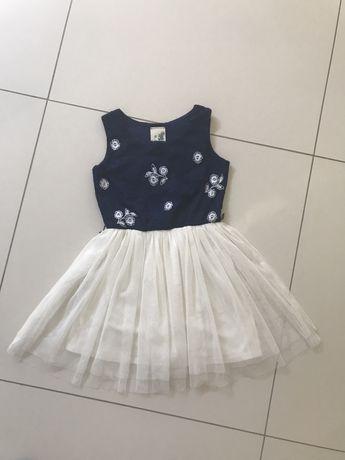 Детское нарядное платье Lily Bley на девочку 4-5 лет 104-110 рост