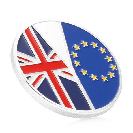 Moeda comemorativa do Brexit