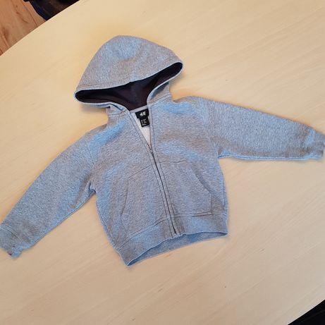 Bluza z kapturem H&M,rozm.98-104