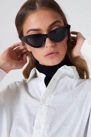 Очки солнцезащитные dior тренд лиса/кошачий глаз