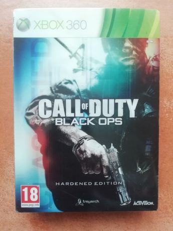 Call of Duty Black Ops Hardened Edition - Xbox 360