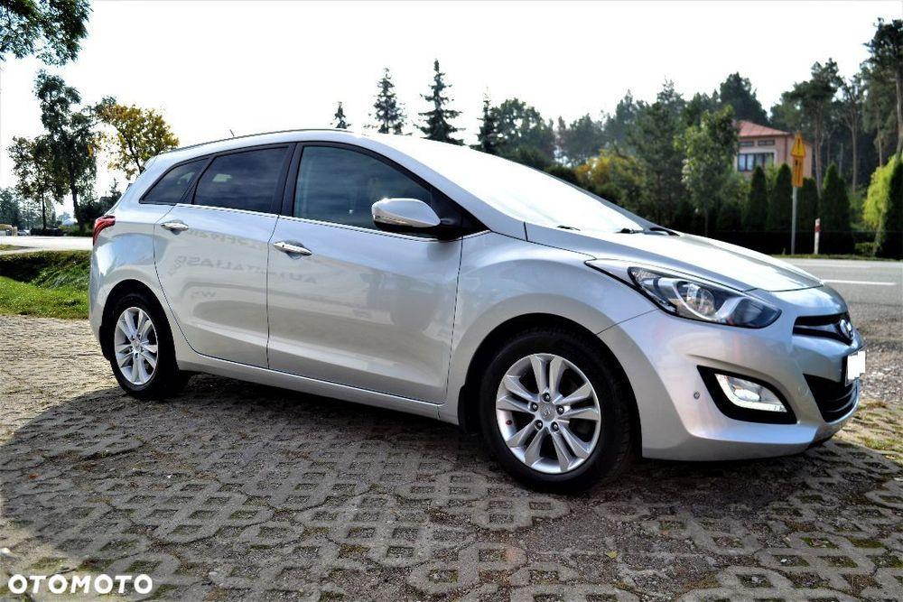 Hyundai I30 1.6crdi 128km Бондаревское - изображение 1