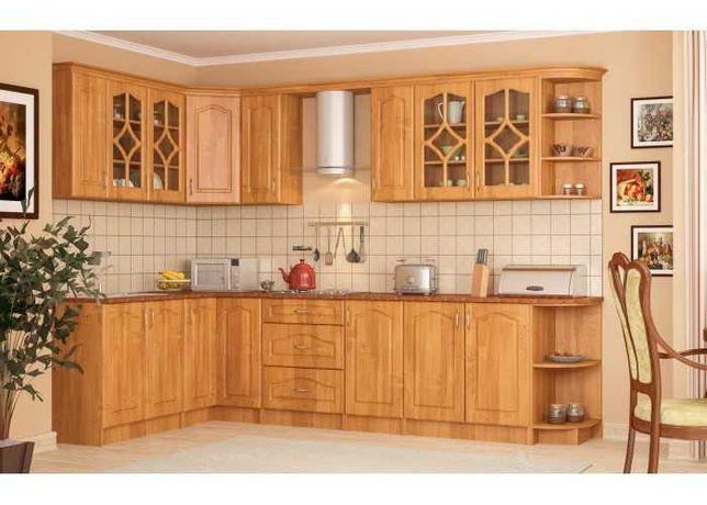 кухня оля  современный дизайн (для дачи)