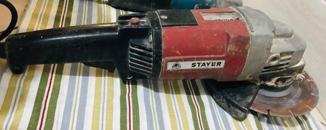 Болгарка Stayer (made in Italy)