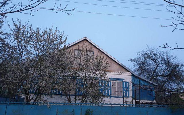 Дом в Новониколаевке. Верхнеднепровский район.